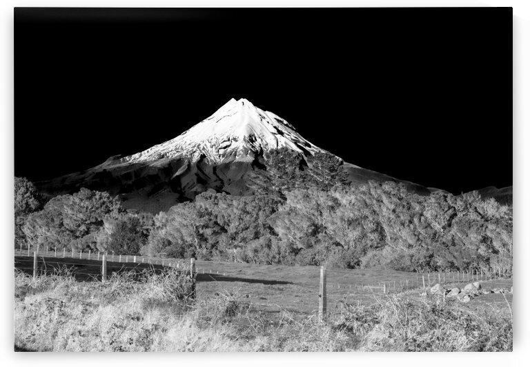 Mount Taranaki by Sebastian Schuster