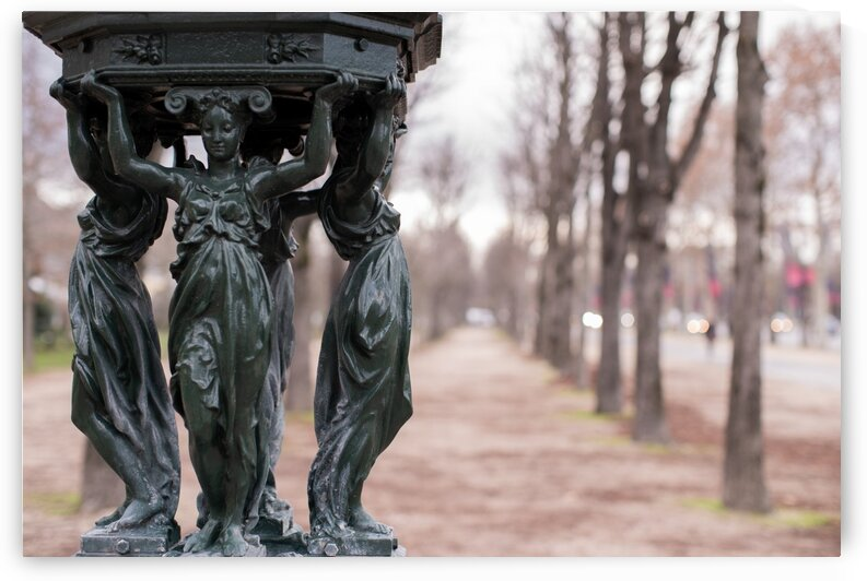 Fontaine 07 Paris 2019 - Fountain 07 Paris 2019 by Marion Xenia VALERS