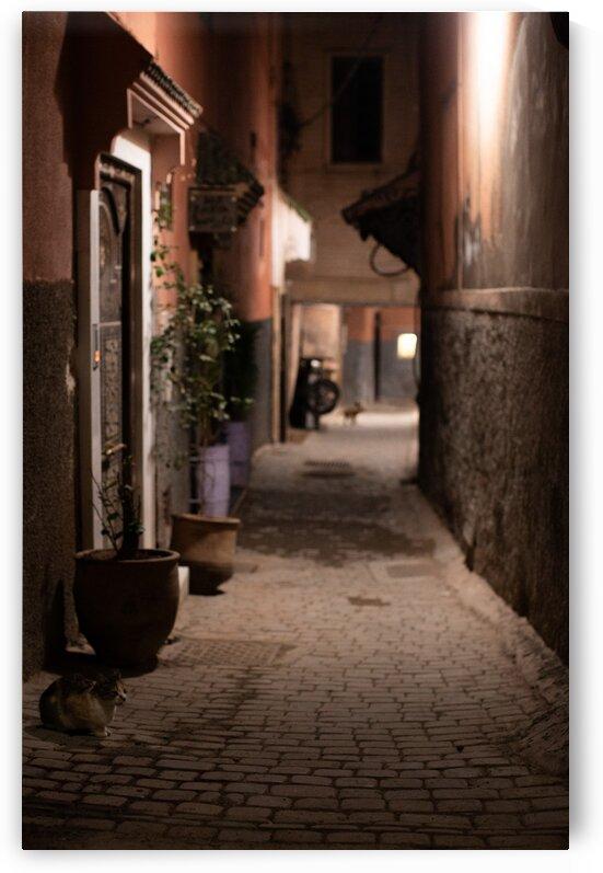 Rue 01 Marrakech 2018 - Street 01 Marrakech 2018 by Marion Xenia VALERS