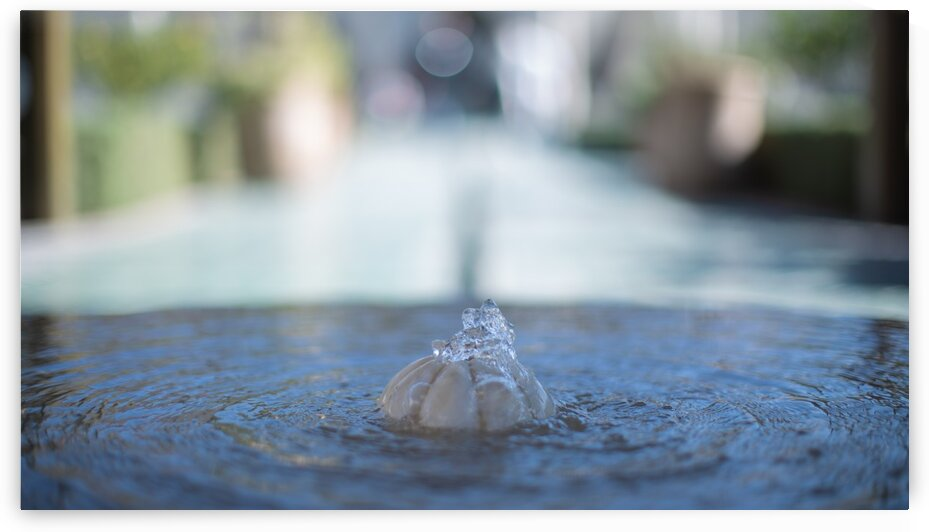 Fontaine 06 Marrakech 2018 - Fountain 05 Marrakech 2018 by Marion Xenia VALERS