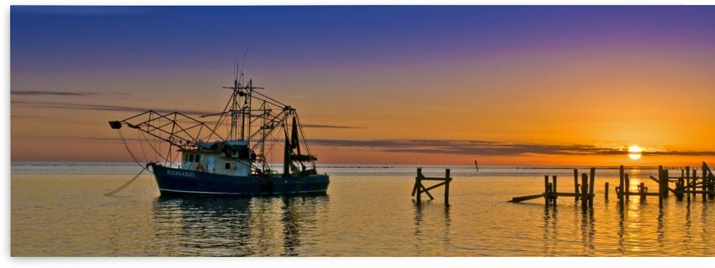 Coast Sunset by Michael Perronne