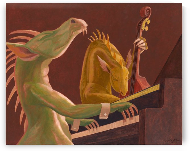 The Duo by Leonard Filgate