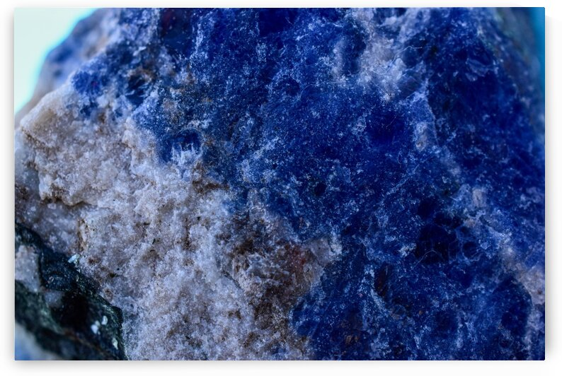 Blue Rock by Tyler Smith