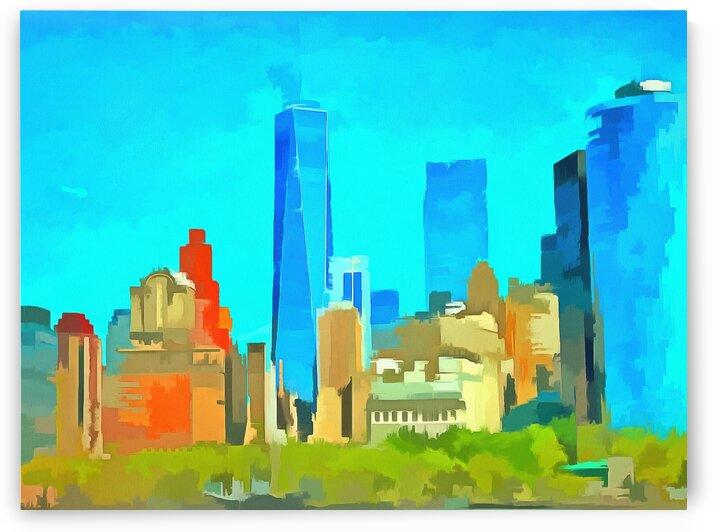 New York by Irene Ragoss
