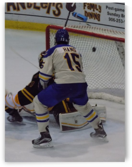 Lakers 2015-16 Tying goal by Justin Cairns