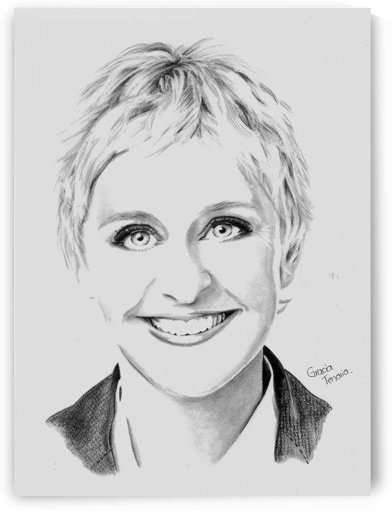 Ellen by Gracia Tenorio Art