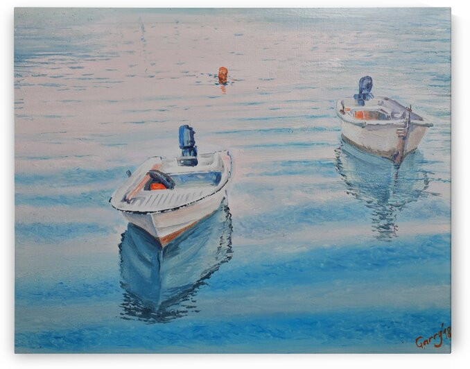Boats by Garry