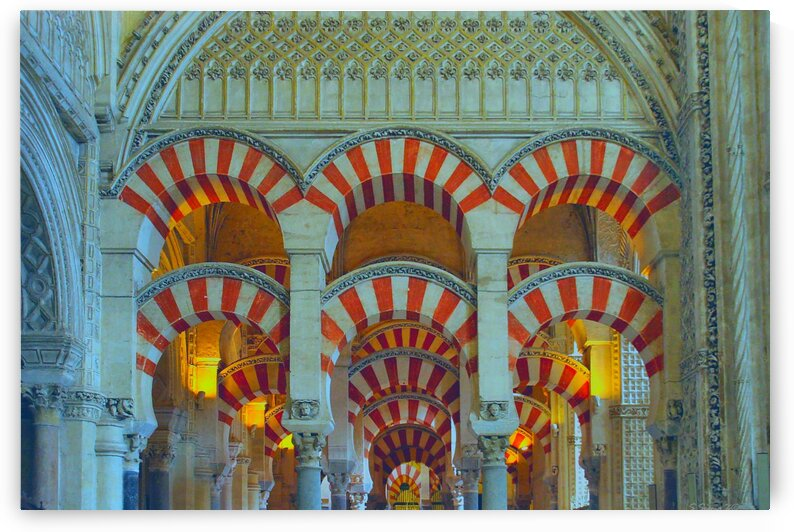 Spanish Splendor by Seema Z