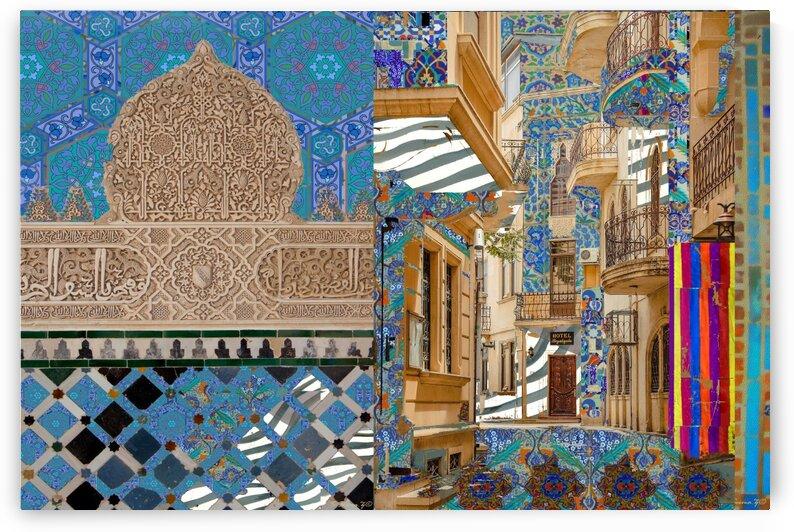 Granada Fusion by Seema Z