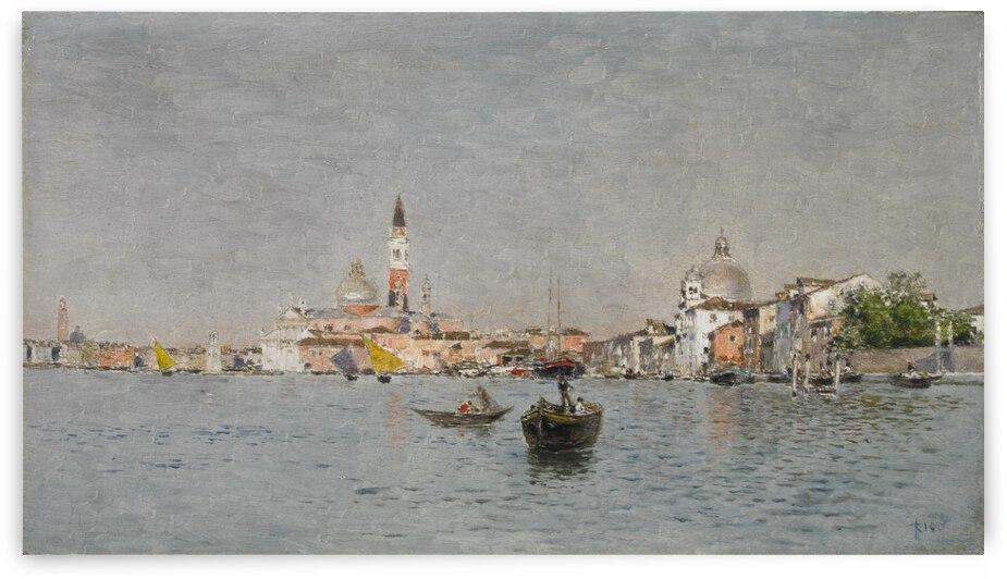 Rico san giorgi maggiore by Martin Rico y Ortega