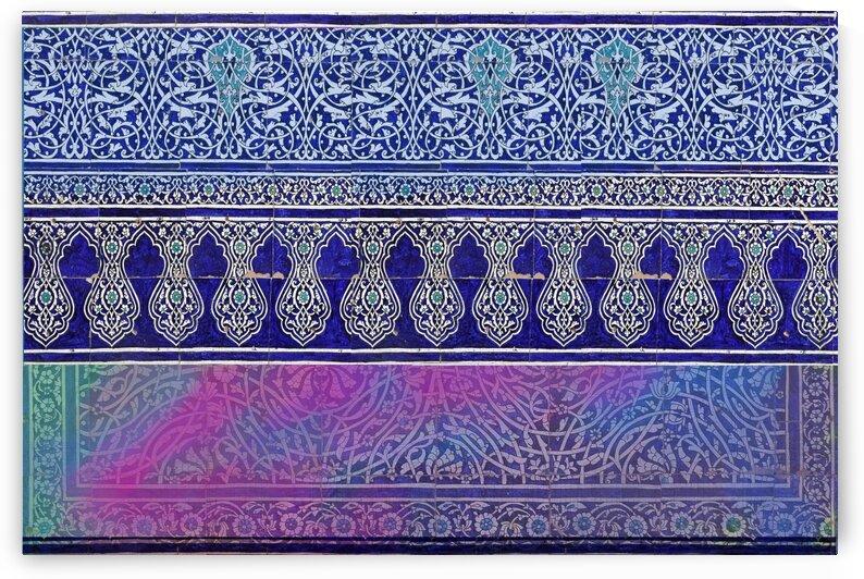 Royal Blue Indulgence by Seema Z