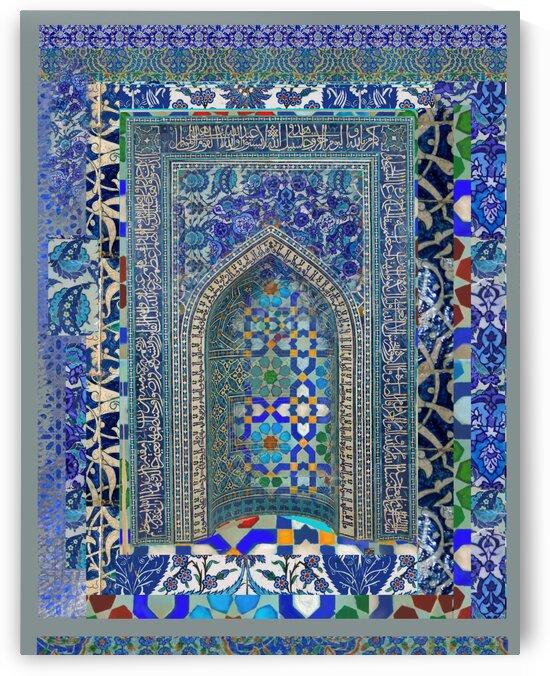 Persian Mihrab Niche by Seema Z
