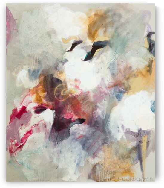 Cole-Pham Cotton Abstraction II by Caroline Youngblood