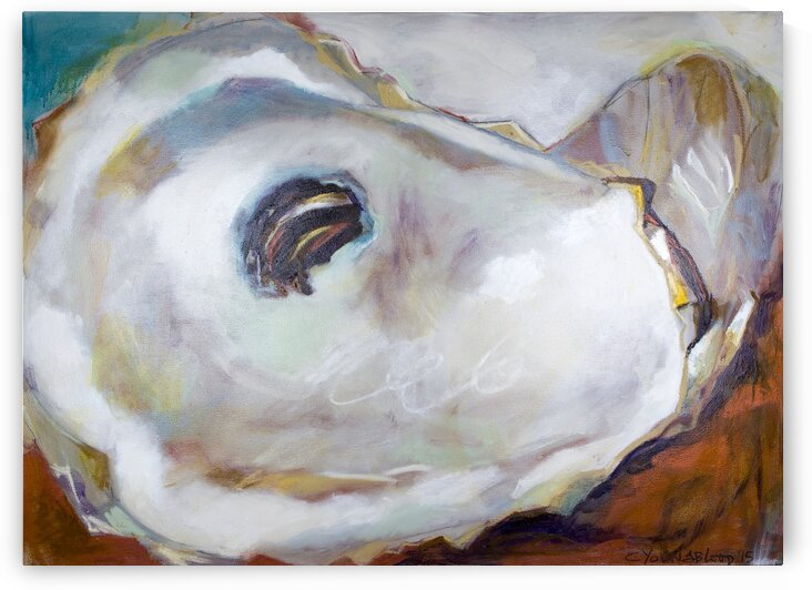 Coon Louisiana Oyster by Caroline Youngblood