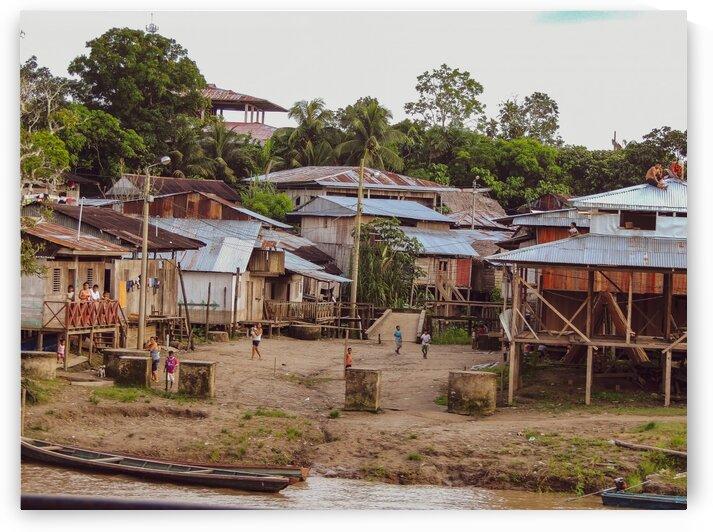 Amazon Peru  by Dan Edel