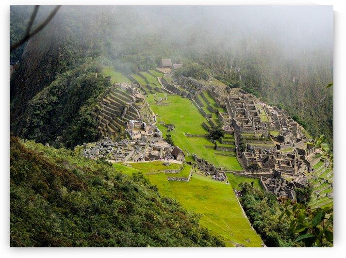 Machu  Picchu by Dan Edel