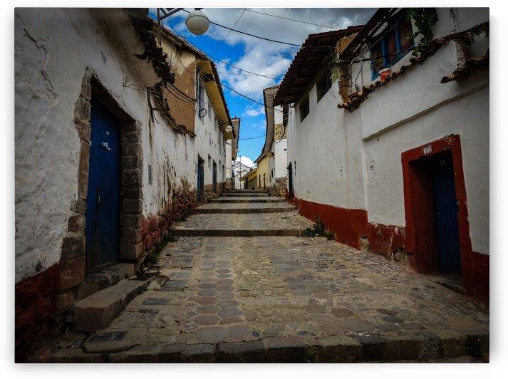 Streets of Cusco by Dan Edel