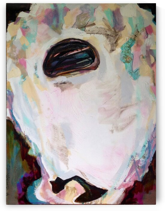 Rainbow Louisiana Oyster by Caroline Youngblood