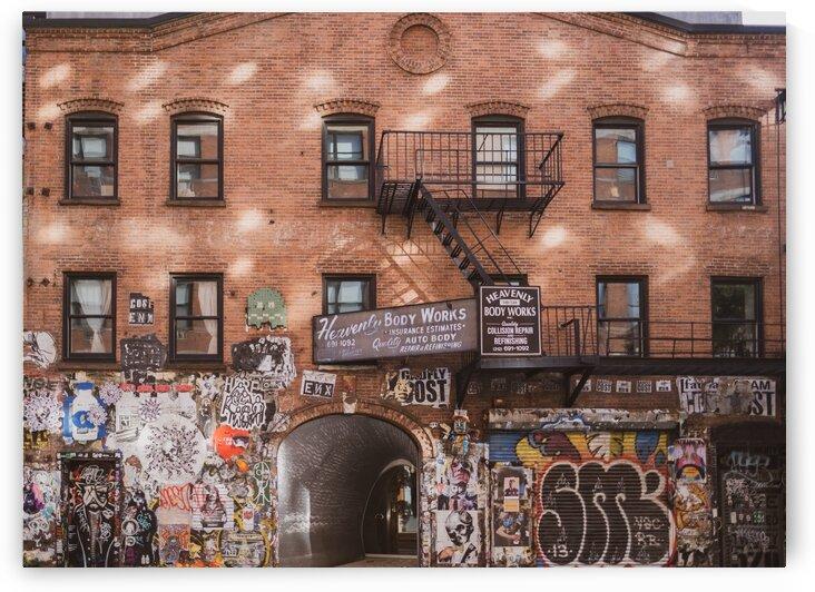 Chelsea Graffiti by Javier Roa