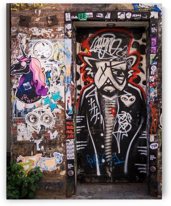 Chelsea Graffiti 2 by Javier Roa