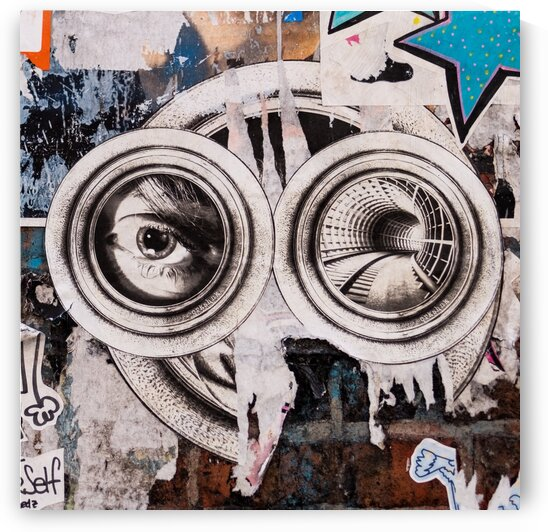 Chelsea Graffiti 3 by Javier Roa