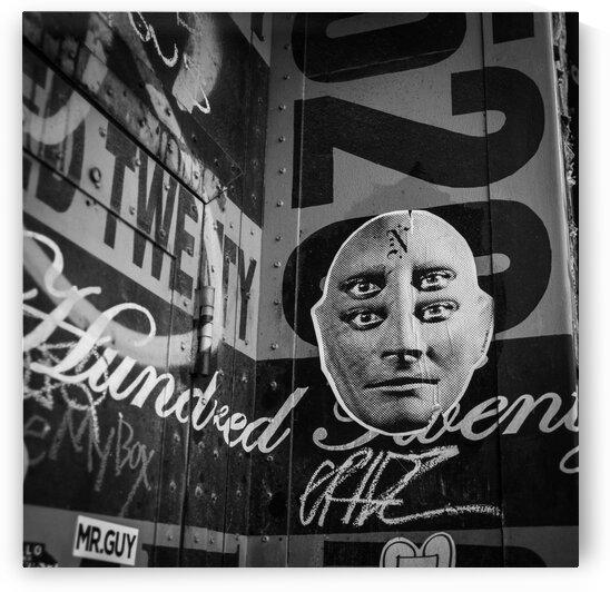 Fantomas by Javier Roa