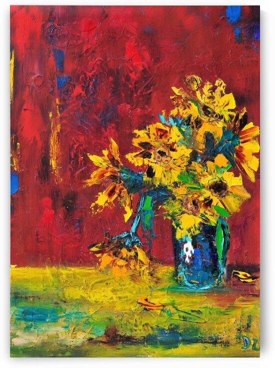 7 sunflowers by DaoZedd