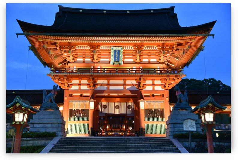 Fushimi Inari Kyoto DSC_3092 by Onjin com