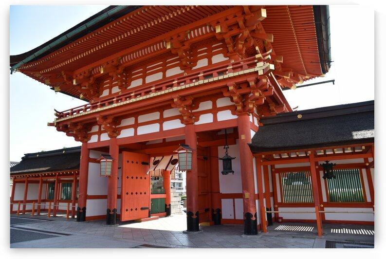 Fushimi Inari KyotoDSC_1946 by Onjin com
