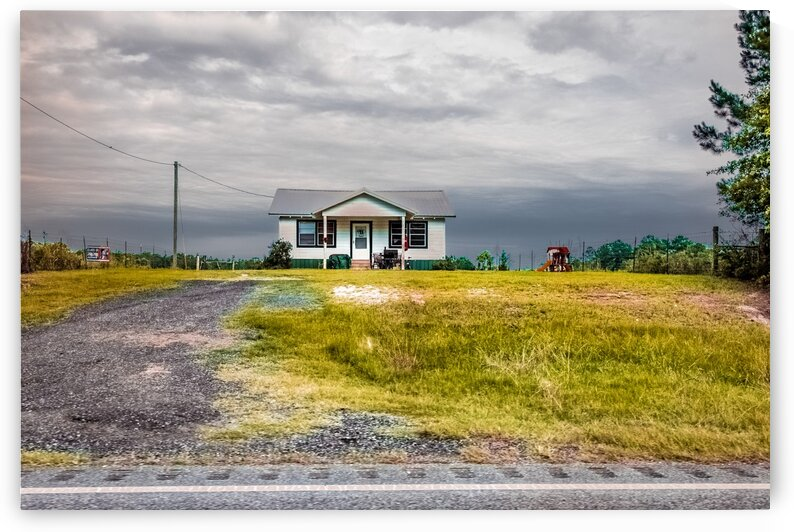 Landscape road 2 by Javier Roa