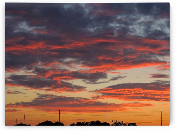 WNY Sunset by Dan Edel