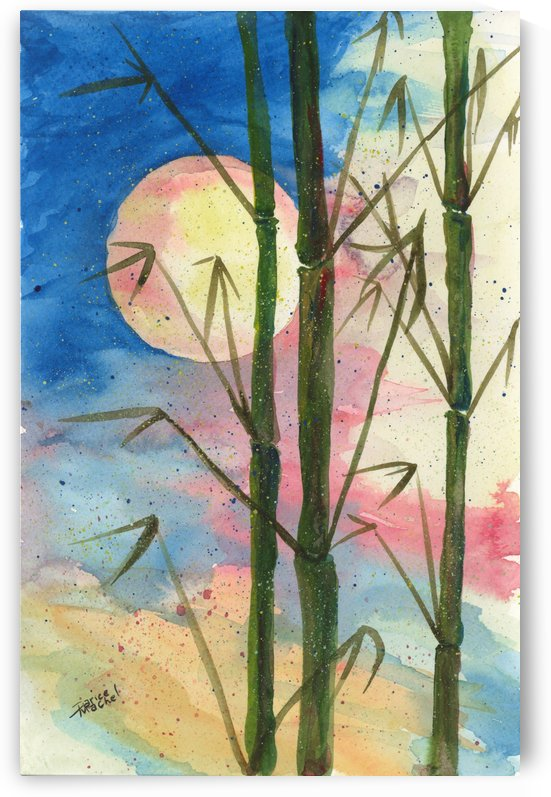 Moonlight Bamboo by Darice Machel McGuire