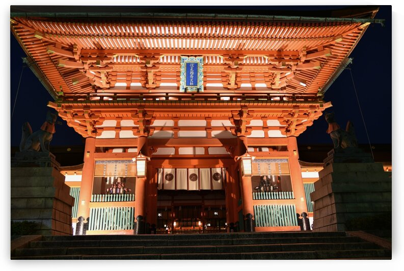 Fushimi Inari KyotoDSC_3147 by Onjin com
