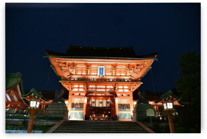 Fushimi Inari Kyoto DSC_3154 by Onjin com