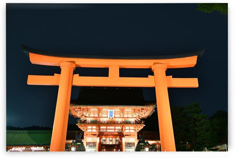 Fushimi Inari KyotoDSC_3177 by Onjin com