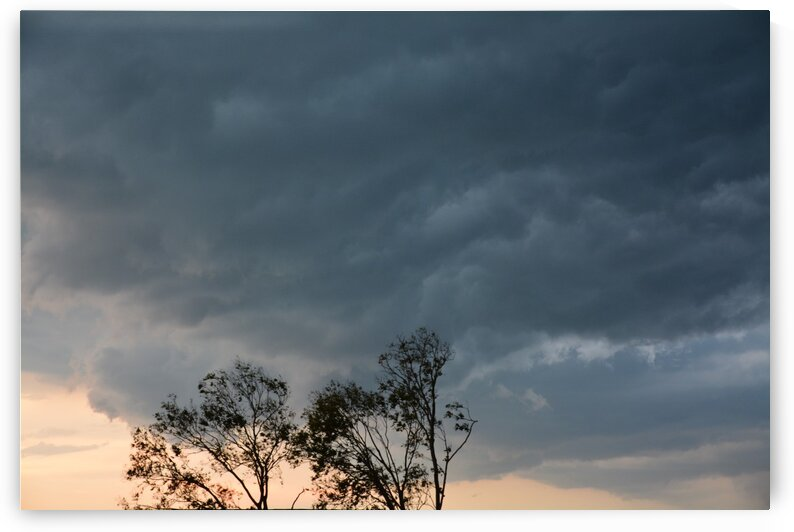 Storm Clouds Photograph by Katherine Lindsey Photography