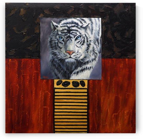White Tiger by Darice Machel McGuire