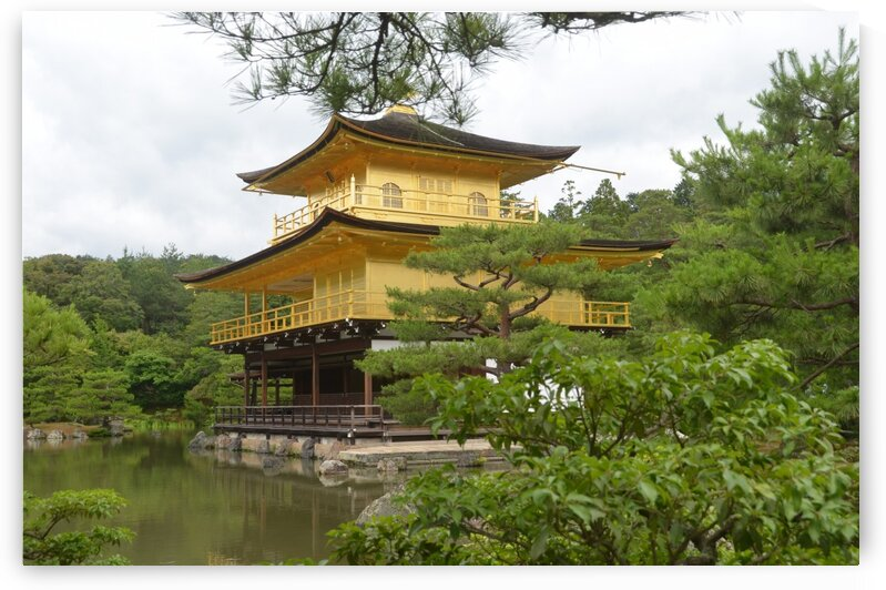 Kinkaku-ji KyotoDSC_0596 by Onjin com