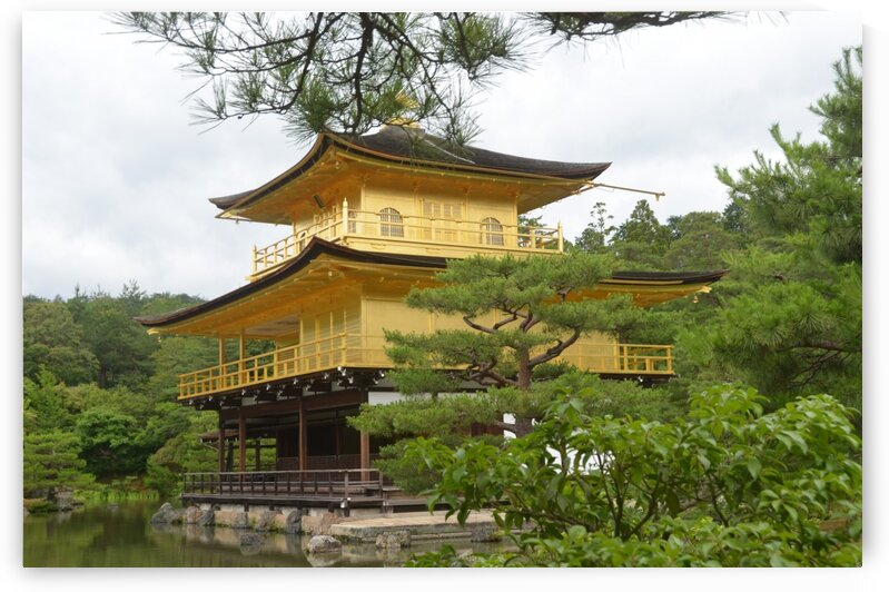 Kinkaku-ji KyotoDSC_0597 by Onjin com