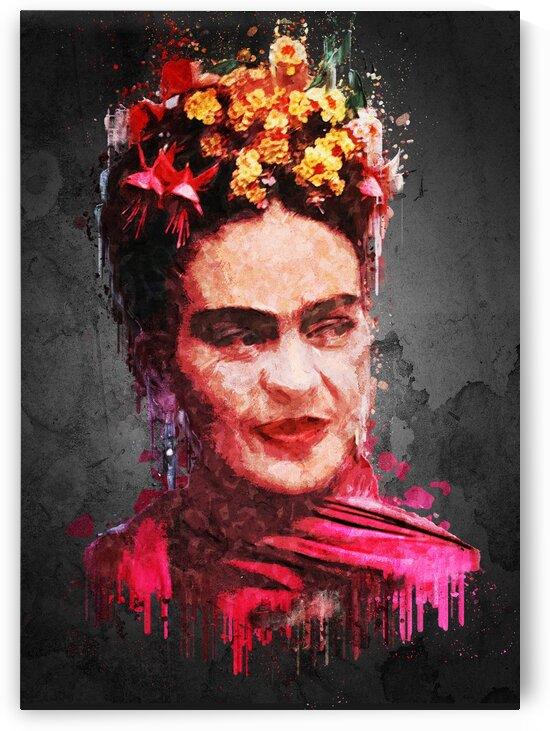 Frida Kahlo by Gunawan Rb