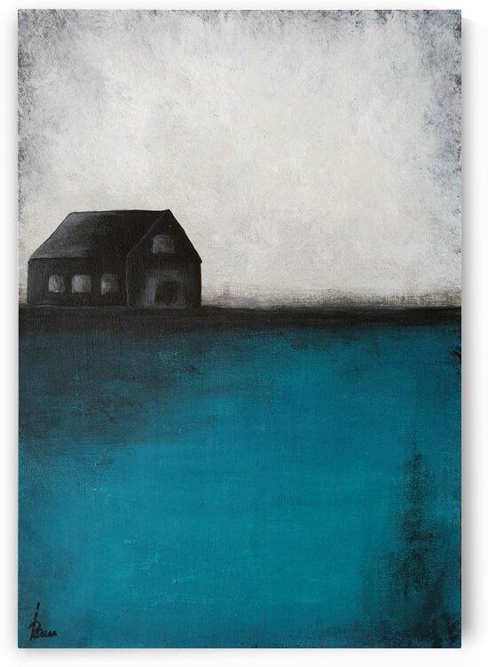 At the horizon 2 by Iulia Paun ART Gallery