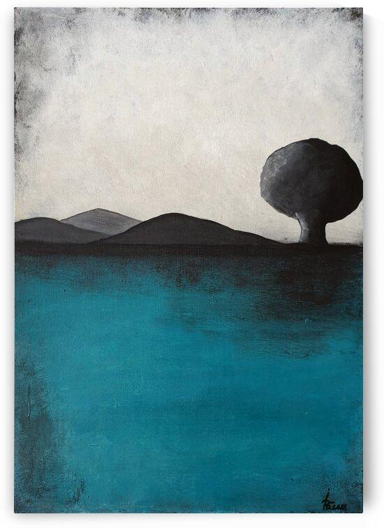 At the horizon 1 by Iulia Paun ART Gallery