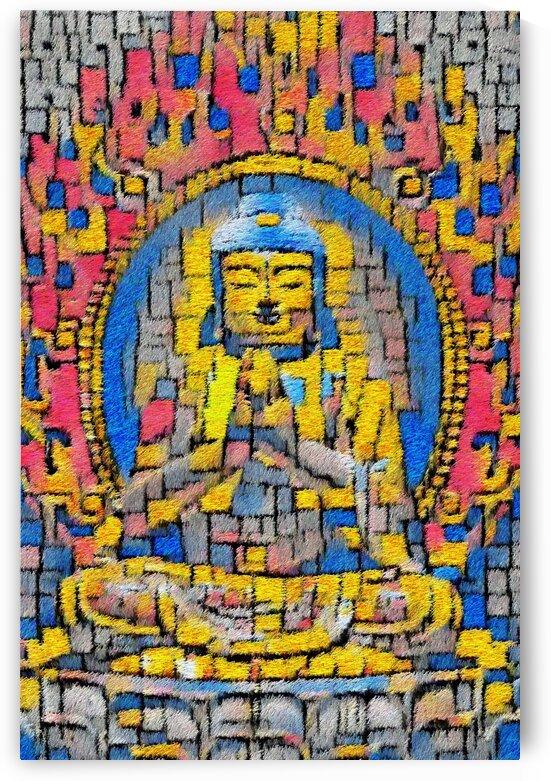 Buddha by Bob Frase