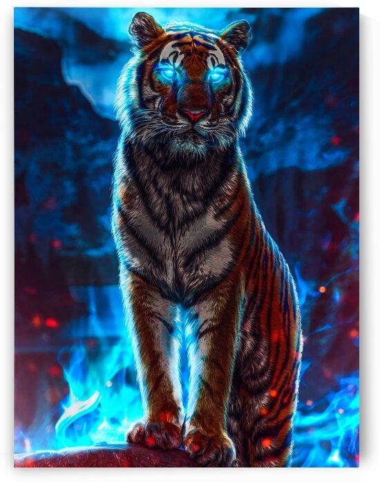 tigre by PHOENIX