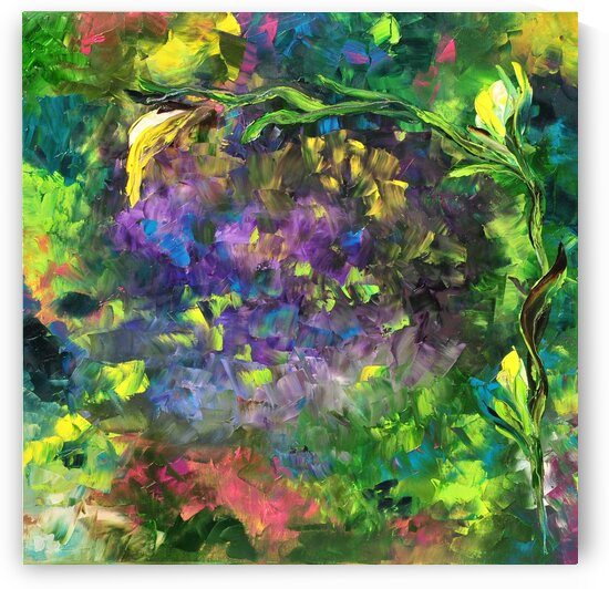 In the garden by DaoZedd