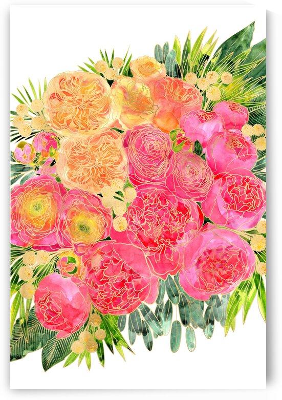 Rekkafloralbouquetcolorfultones 2  by blursbyai