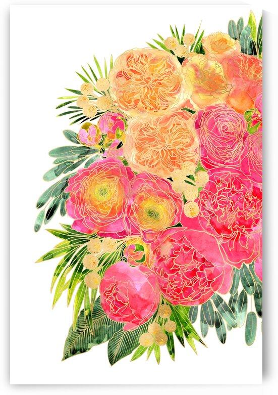 Rekkafloralbouquetcolorfultones 3  by blursbyai