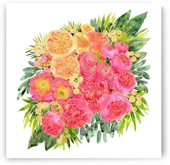 Rekkafloralbouquetcolorfultones 1  by blursbyai