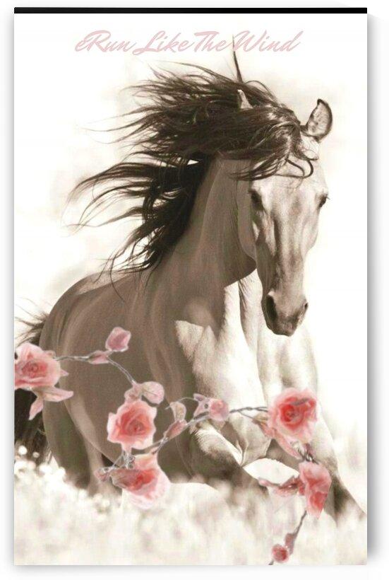 Run Like The Wind by LeGustavienne