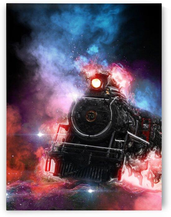Ghost Train by Angel